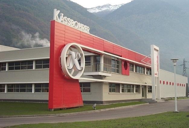 KASSBOHRER - Albertville (73)