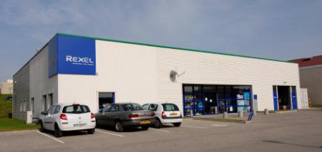 REXEL – Estrablin (38) 1 000 m²