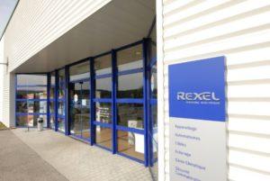 REXEL – Montélimar (26) 1 100 m²