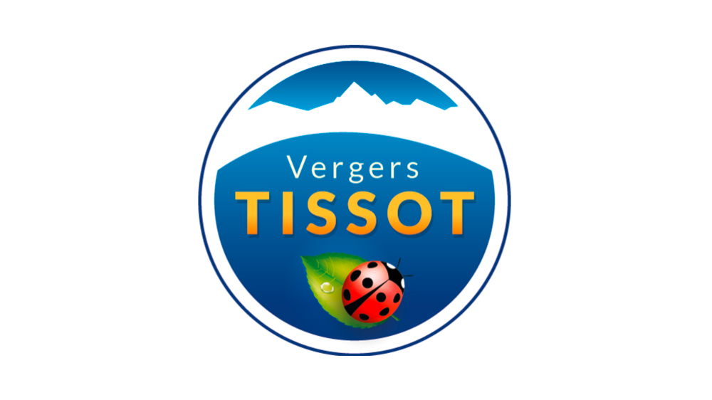 Vergers Tissot - Logo