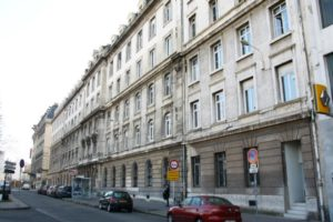 État existant : Le cours midi - Lyon (69)