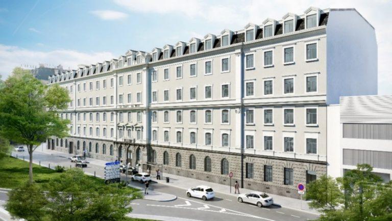 État projeté : Le cours midi - Lyon (69)