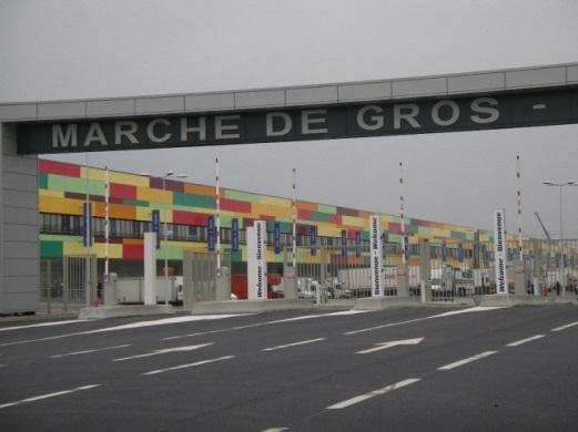 POLE ALIMENTAIRE - MARCHE DE GROS - Corbas (69)
