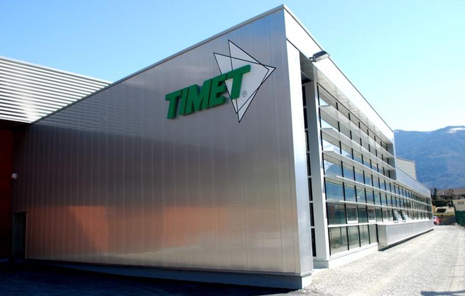 TIMET - Ugine (73)